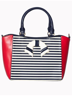 Nautical Bag Red