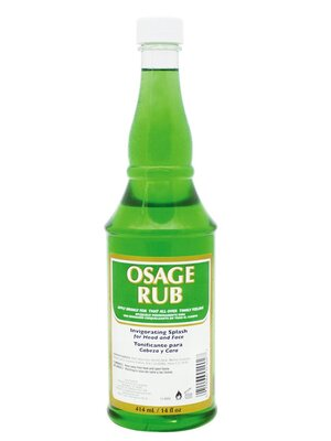 Osage Rub Hair & Face Tonic