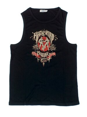 Backyard Boxing Tank Top