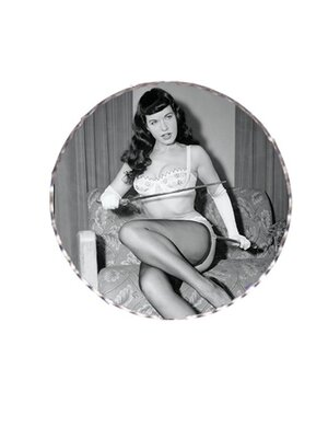 Bettie Page Single Panel Shirt
