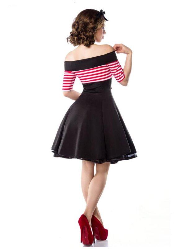 Rote vintage kleider