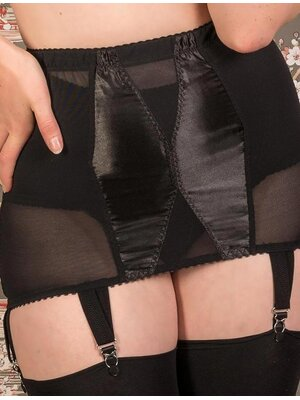 What Katie did Glamour Girdle Schwarz
