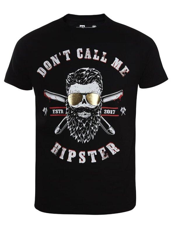 barTbaren Anti Hipster T-Shirt