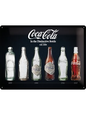 Coca Cola Bottle Timeline Special Edition