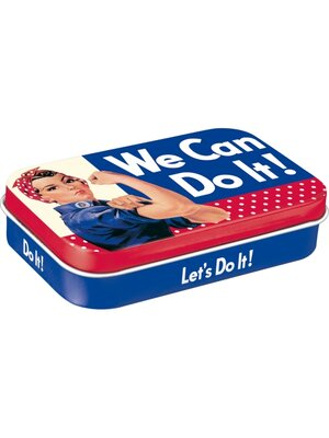 We can do it Pillendose XL