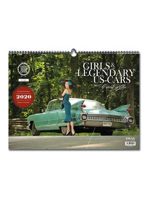 Girls & legendary US-Cars 2020
