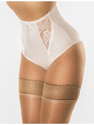 Betty Elegant Knickers White 38