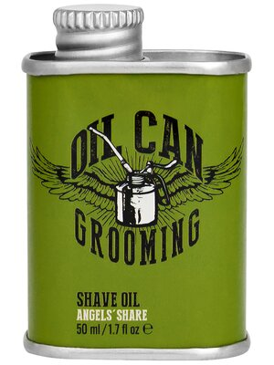 Oil Can Grooming Shave Oil Angles Share