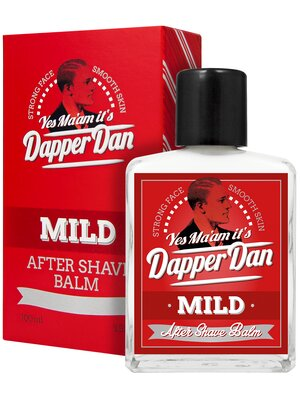 Dapper Dan After Shave Balm Mild