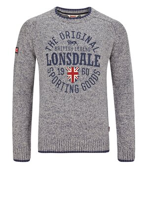 Lonsdale Borden Pullover