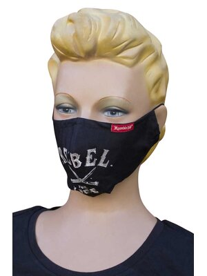 Rumble59 Gesichtsmaske Rebel