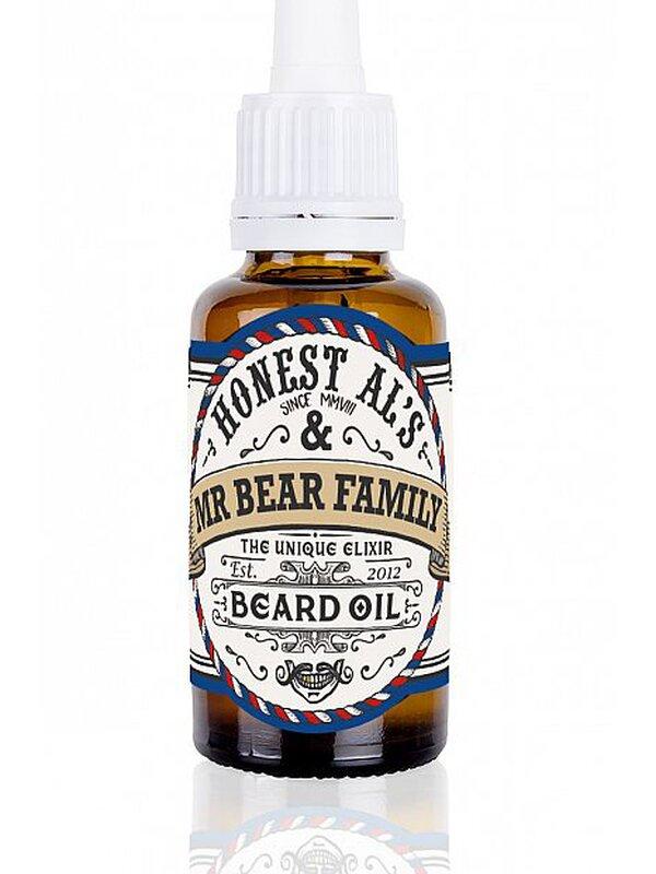 Mr. Bear Family Honest Al' Beard Oil