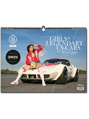 Girls & legendary US-Cars 2021