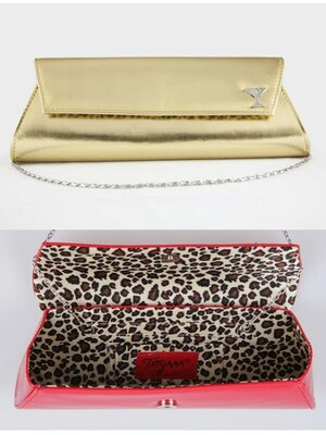 Drinks Purse gold